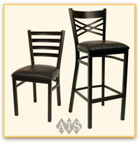 QS Metal Chairs