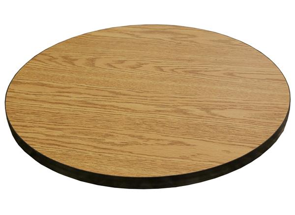 Reversible round table top